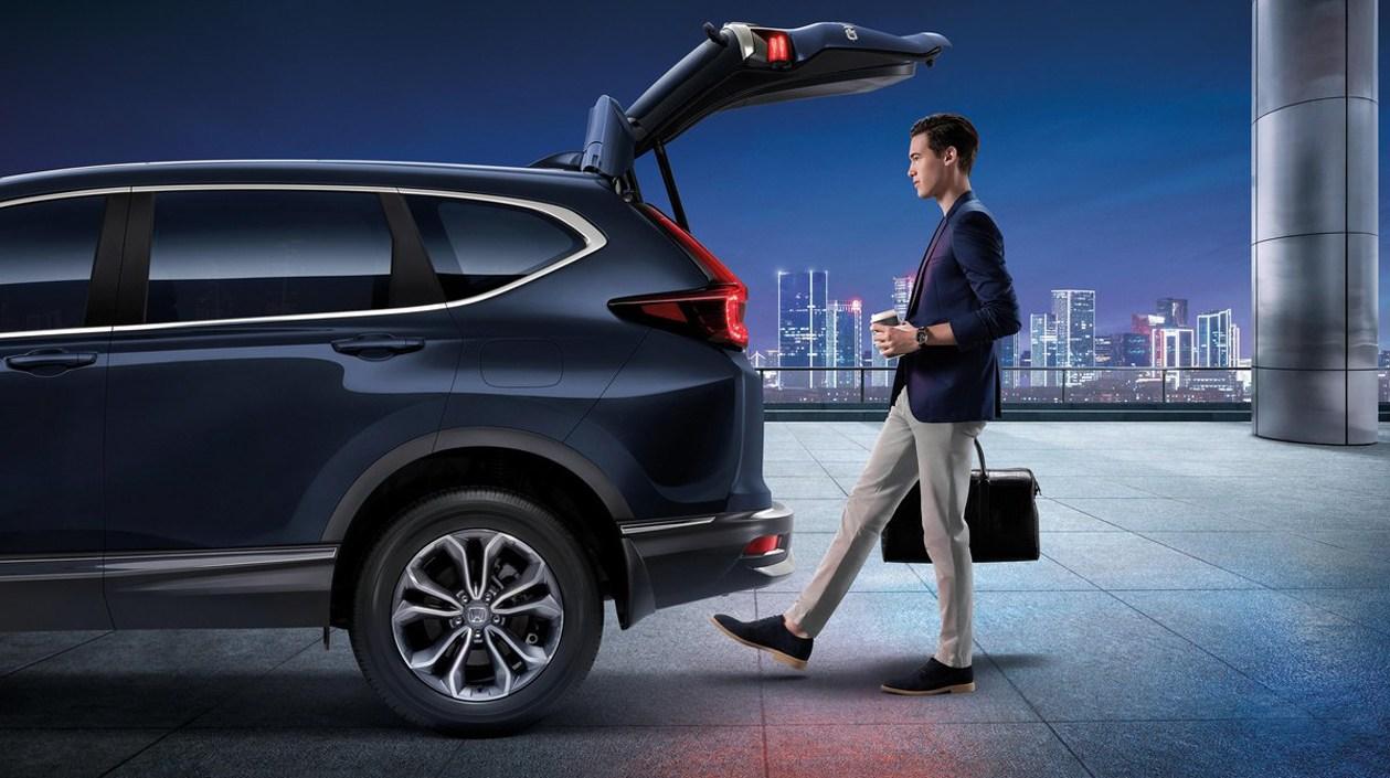 Honda CR-V L 2020 - HONDA Ô TÔ GIẢI PHÓNG