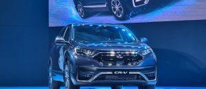 Những thay đổi trên CR-V L 2020 so với CR-V L 2019