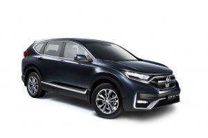 Các phiên bản Honda CR-V 2020 khác nhau như thế nào?